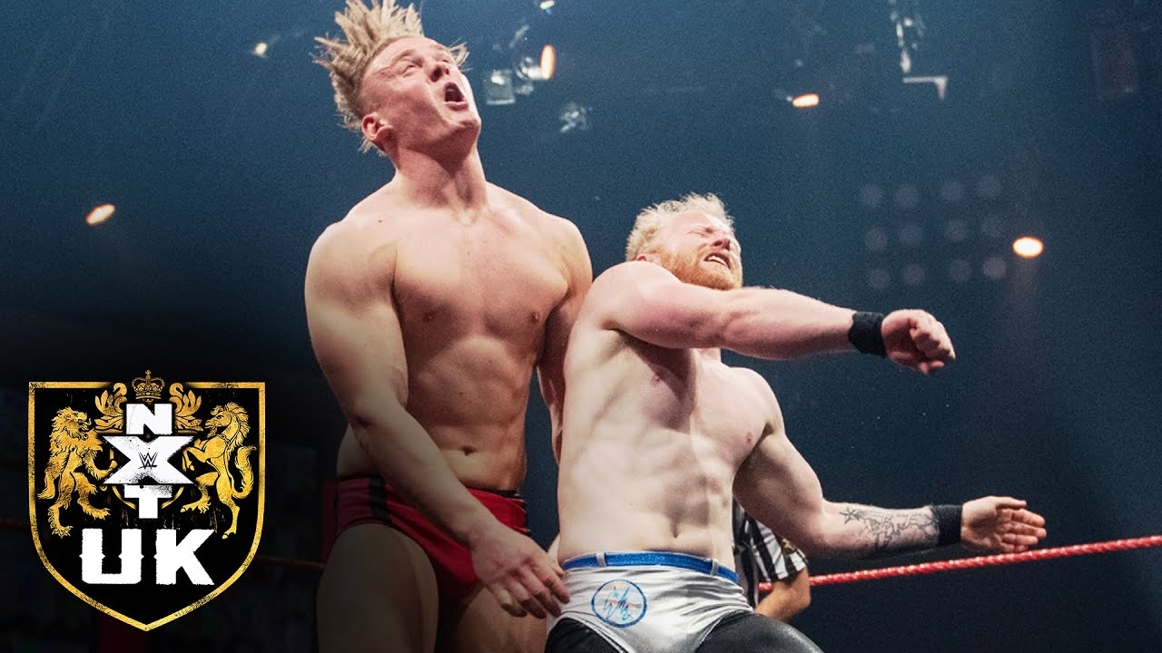 WWE - KLR defends against Jinny, Dragunov returns: NXT UK highlights, Jan. 21, 2021