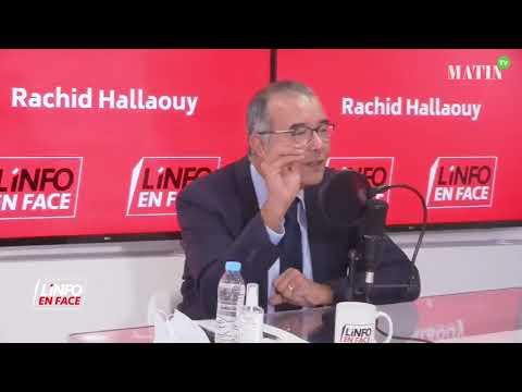 Video : L'Info en Face avec Fouad Douiri