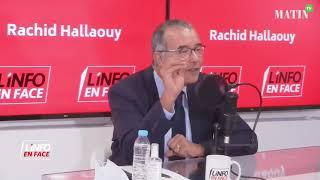 L'Info en Face avec Fouad Douiri