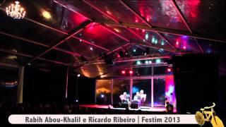 FESTIM 2013 - Rabih Abou-Khalil - Ricardo Ribeiro - Luciano Biondini