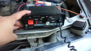 Sirena whelen de 200 watss mod.295