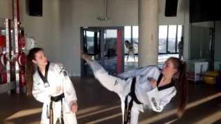 Ernesta Masytė ir Kauno Taekwondo klubas @IMPULS