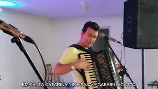 GRANDE FESTA DA TERCEIRA IDADE EM SANTA CATARINA NINO PASA E GABRIEL (QUERENCIA AMADA ) XOTE