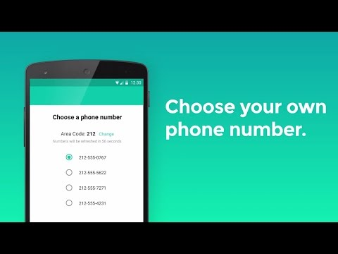 2ndLine US Phone Number 5600RC2 Download APK for Android Aptoide