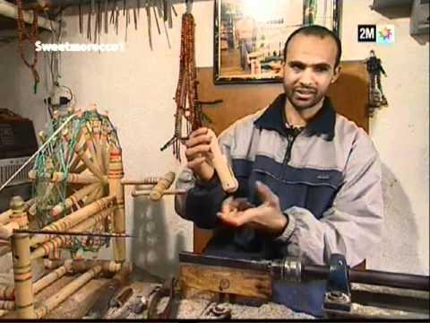 Morocco : Jellaba Ouazania الجلابة الوزانية