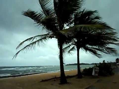 Hurricane Irene Sunday August 21, 2011 4:30pm Puerto Rico Cubanita1sensual
