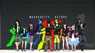 Mekaku City Actors OP Full - Daze by MARiA (Lyrics in description)
