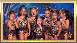 Bailando, estas niñas se coronan como reinas de la selva | Audiciones 1 | Got Talent España 2019