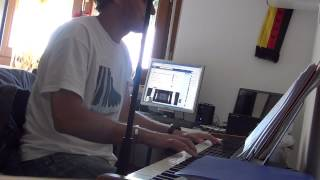 Bonjovi - Thank you for loving me - short piano cover - best love song -