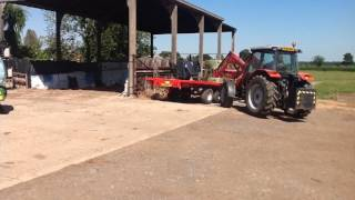 Silage Bale Wrapping