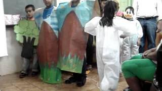 Dança dos Cinco Patinhos