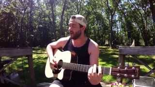 Hell Of A Night - Dustin Lynch Cover by Dave Hangley