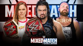 Why Roman Reigns NOT in MIXED MATCH CHALLENGE ? Only Limited Stars in Mixed Match Challenge Season 2