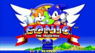 Sonic The Hedgehog 2 OST - Sky Chase