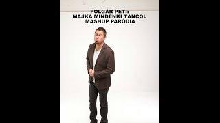 Polgár Peti - Majka Mindenki táncol (Mashup Paródia)