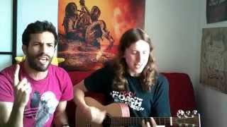Andréas & Nicolas - Mini chanson pour Marius