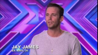 Jay James sings Say Something by A Great Big World