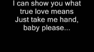 BackStreet Boys - ill Be The One Lyrics
