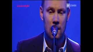 David Gray  Live in Luzern  In the Morning