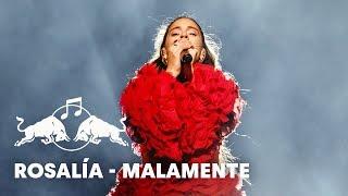 Rosalía - Malamente | Plaza de Colón (Madrid) | Live 2018 Red Bull Music