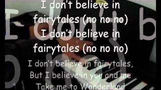 Natalia Kills Wonderland Karaoke/Instrumental Lyrics