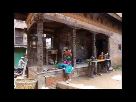 Gentes de Nepal