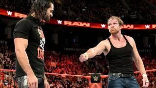 Shield 2017 New Themes   Seth Rollins & Dean Ambrose