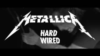Metallica - Hardwired Militia  (riff similarity)