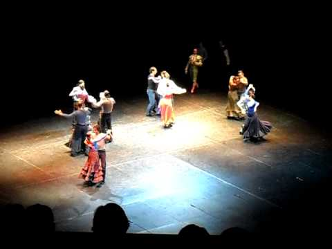 Antonio Gades Ballet 'CARMEN' Kiev Ukraine 23.11.2011 part 4