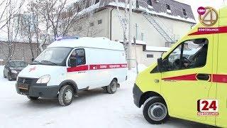 Нефтекамску выделили восьмую карету скорой помощи