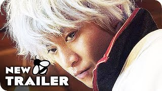 GINTAMA Trailer (2017) Live Action Movie