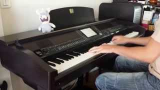 Magic System - Magic in the air (piano cover) [HD]