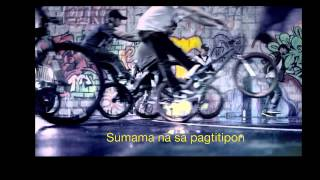 """Isang Tinig"" 2012 Rhum Rock Fest Lyric Video"