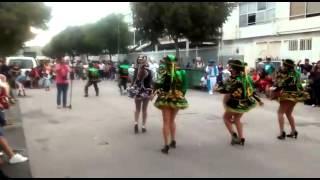 Caporales jallalla bolivia