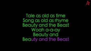 Ariana Grande & John Legend - Beauty And The Beast (Karaoke\Instrumental)