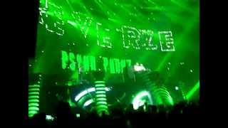 REVERZE 2012 - PSYKO PUNKZ - SPORTPALEIS