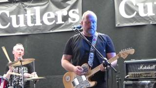 The Inspectors - Park Life (Blur Cover) SLAMFEST at Cutlers 2016