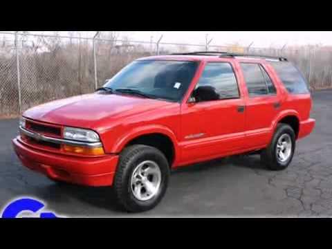 2003 Chevrolet Blazer Problems Online Manuals And Repair