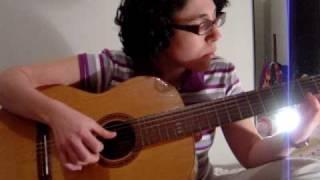 """""""Irmão Sol, Irmã Lua"""" no violão"""