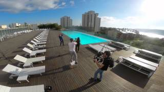 Estou Sem Ninguém - Rui Bandeira (Official Video - Making-Of Shooting)