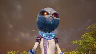 New Destroy All Humans Trailer Shows Off Turnipseed Farm Level