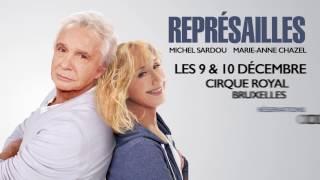 Michel Sardou et Marie Anne Chazel - Bruxelles - 09/10 déc 2016