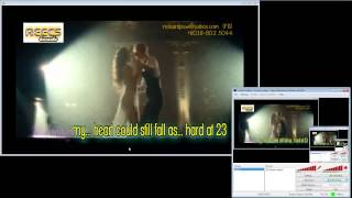 Ed Sheeran - Thinking Out Loud Karaoke