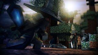Speedart 04 || Abyss Watchers 2 [ Minecraft Wallpaper ]
