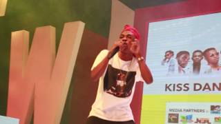 MAYORKUN'S PERFORMANCE AT KISS DANIEL NEW ERA ALBUM LAUNCH