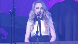 Sabrina Carpenter - Too Young - Halifax