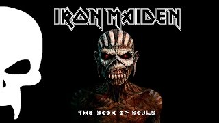 IRON MAIDEN - UNBOXING BOOK OF SOULS