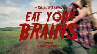 Silibil n' Brains - Eat your Brains (OFFICIAL VIDEO)