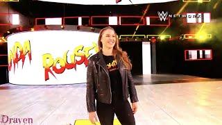 WWE Ronda Rousey Custom Titantron - Bad Reputation