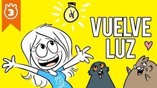 De La Nada- Vuelve Luz (Parodia de Verde Luz)